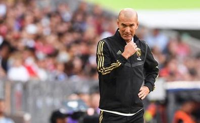 Zidane: «Tengo un equipazo»