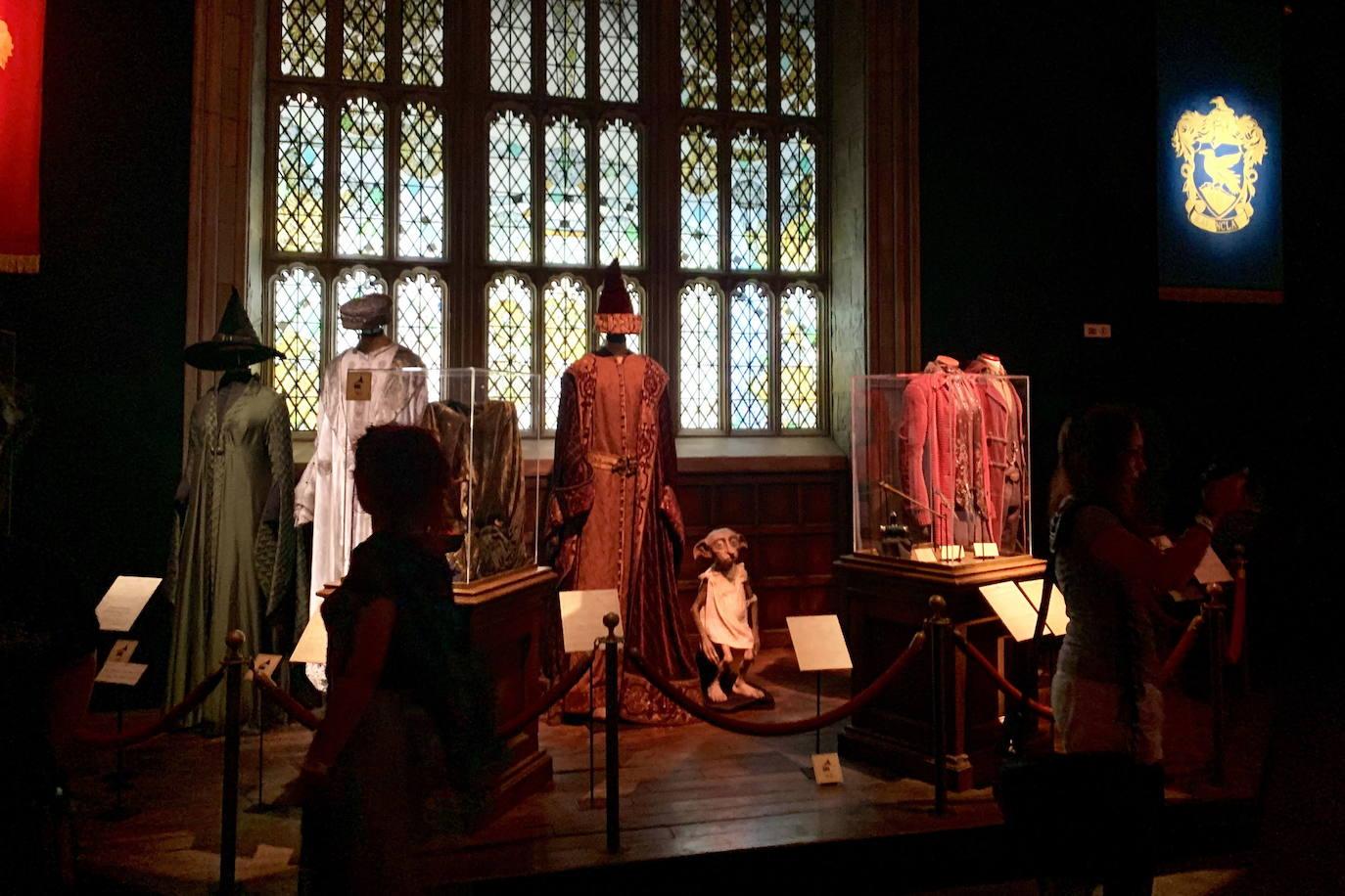 Últimos días de la exposición de Harry Potter en Valencia