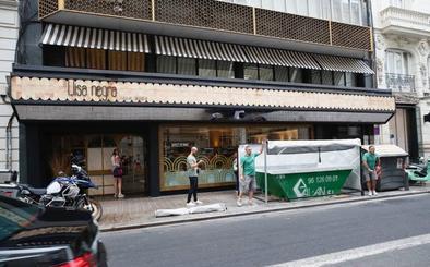 Quique Dacosta estalla contra Ribó por un contenedor de obra frente al restaurante Llisa Negra