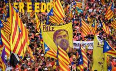 La manifestación de la Diada eleva la división en el independentismo catalán