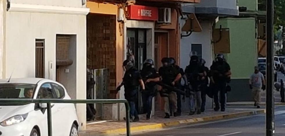 Los secuestradores de Almussafes pidieron 74.000 euros para no hacer daños irreversibles a la víctima