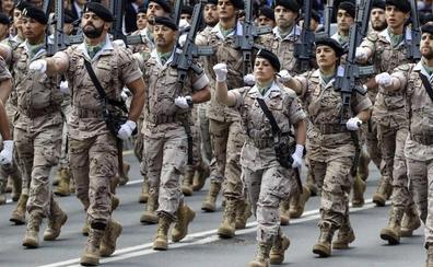 Acoso sexual en las Fuerzas Armadas: 47 denuncias en tres años