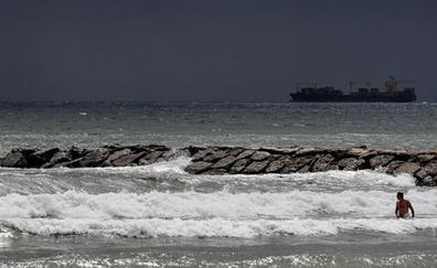 Estado de las playas hoy en Valencia: ocho banderas rojas