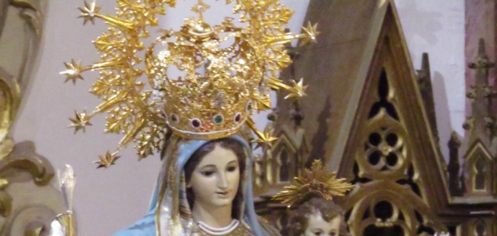 Serra vive la fiesta de la Virgen que llevó Jaume I