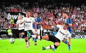 El Valencia continúa en la final de Copa