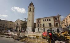 Ribó no ha acabado obras este año en uno de cada tres barrios de Valencia