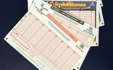 Un acertante de la Bonoloto de este viernes gana dos millones de euros