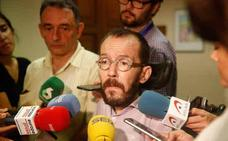 Podemos advierte al PSOE de que si insiste en un gobierno 'a la portuguesa' la investidura «volverá a fracasar»