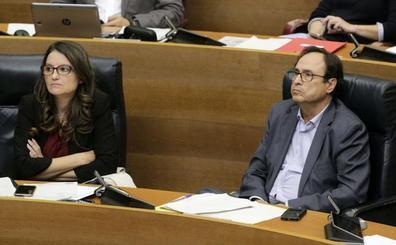 Oltra advierte a Soler de que los recortes en el gasto deben ser consensuados