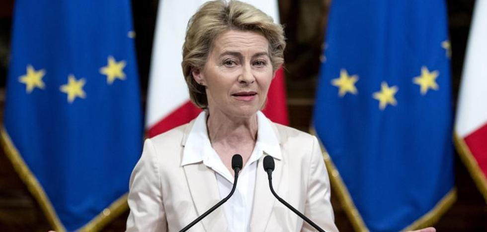 Von der Leyen se atasca en el desafío del gobierno paritario para la UE