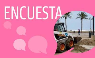 Encuesta | ¿Se invierte suficiente en la conservación de las playas valencianas?