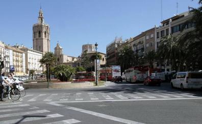 La nueva plaza de la Reina de Valencia sigue a la espera de permiso año y medio después