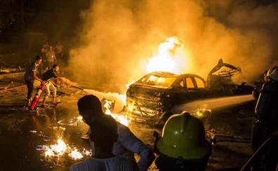 Mueren 20 personas y 47 resultan heridas por la explosión de un coche en El Cairo