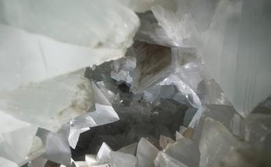 Abre al público la Geoda de Pulpí, un fenómeno natural «único» a nivel mundial