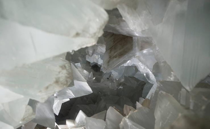La Geoda de Pulpí, un fenómeno único en el mundo