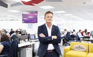Vodafone traslada su sede en Valencia frente al nuevo Mestalla