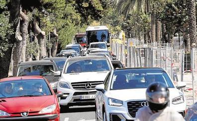 Valencia estrena hoy la 'nueva' avenida Jacinto Benavente