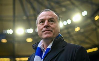 Suspendido el presidente del Schalke por declaraciones racistas