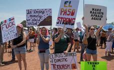 Dayton y El Paso piden soluciones a Trump