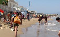 Costas confirma que no rehabilitará la playa de Les Deveses hasta después del verano