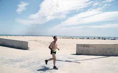 10 consejos si practicas deporte en los días de calor