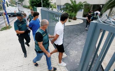 Otra joven denuncia abusos sexuales de la manada de Benidorm