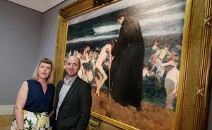 Dublín se rinde a Sorolla por primera vez