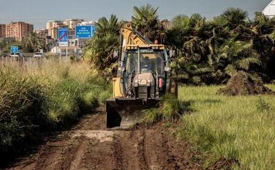 La ampliación de la V-21 ya avanza hacia Valencia