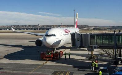 Aterriza de emergencia en Valencia en avión con destino Mallorca