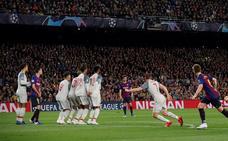 Messi, ganador del mejor gol de la temporada