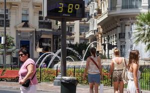 Valencia se dispone a vivir otra noche tropical