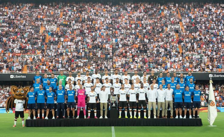 Trofeo Naranja 2019: Valencia CF-Inter