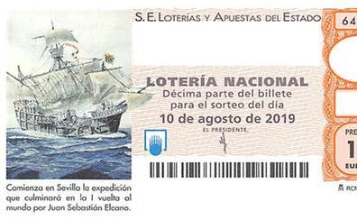 El primer premio de la Lotería Nacional, vendido íntegramente por una administración de Lorca (Murcia)