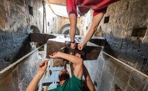 El ritual del 'repret' se consagra en la Catedral