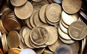 Pesetas que pueden valer hasta 20.000 euros