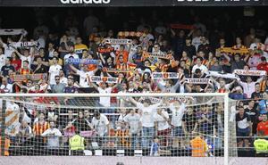 El Valencia se reúne con los abonados de la nueva Grada Joven