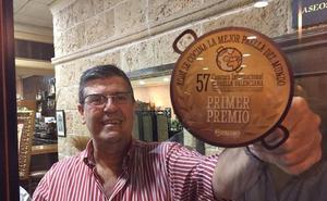 Valencia despide al hostelero Pedro Fernández
