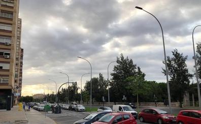 Cambio radical del tiempo en Valencia: La ola de calor da paso a una bajada de temperaturas y chubascos con tormenta en el norte de la Comunitat