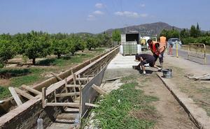 Puçol convoca plazas para trabajar en la brigada municipal de obras en septiembre
