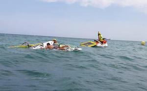 Muere ahogado un hombre de unos 50 años junto al espigón del puerto de Alicante