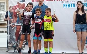 Andreu Sansaloni suma una nueva jornada de éxitos para el Triasport
