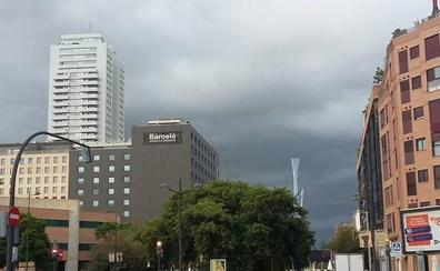 Alerta amarilla en el sur de Valencia por lluvias de 25 l/m2 en una hora