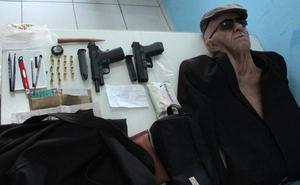 El abuelo caco: el insólito atraco a un banco en Brasil