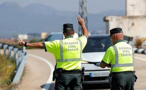 Detenidos dos jóvenes cuando circulaban por Sagunto en un coche de alta gama robado en Bélgica