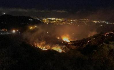 El hombre que provocó el incendio en Canarias elude la prisión tras pagar la fianza