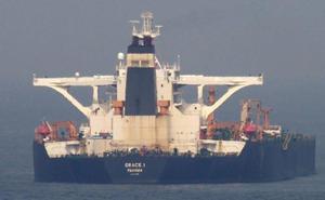 Irán espera la inminente liberación del petrolero capturado por Reino Unido en Gibraltar
