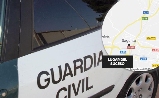 Detenidos dos jóvenes que circulaban en Sagunto con un coche de alta gama robado en Bélgica
