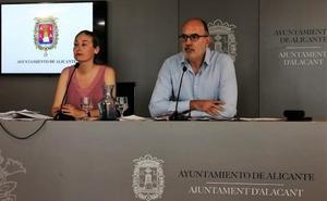 La Junta de Gobierno aprueba una inversión de casi 28 millones en Alicante