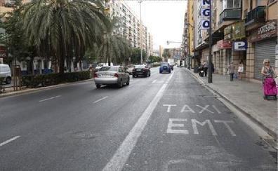 El Ayuntamiento de Valencia encarga de urgencia cuatro obras por el riesgo de la rotura de colectores