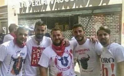 Los miembros de La Manada, separados en cárceles de Castilla y León y Andalucía